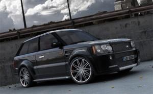 Range Rove Coupe