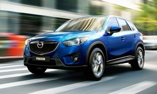 Высокий рейтинг Mazda CX-5