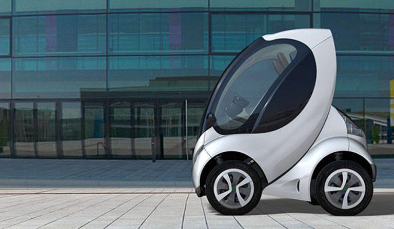 Автомобиль, созданный для города