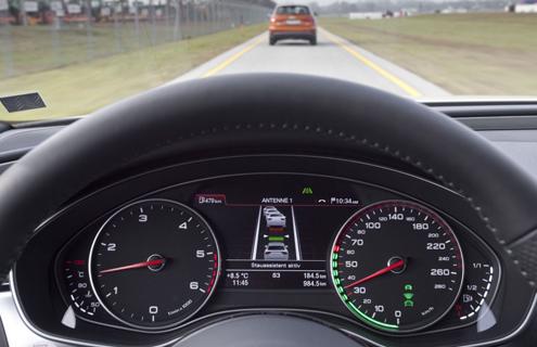 Audi оборудует  свои автомобили автопилотом?