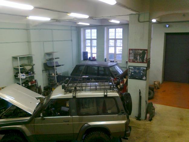 Новый сервисный центр Land Rover
