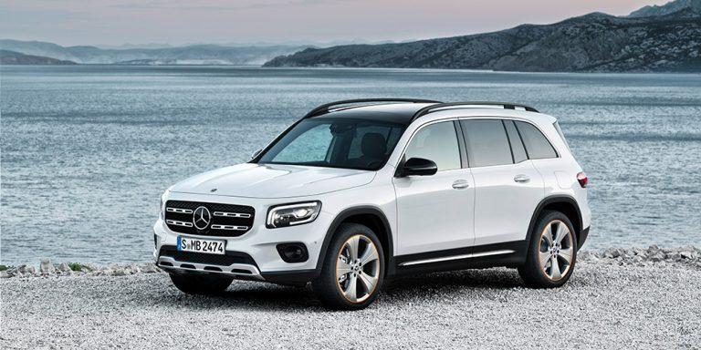 Mercedes назвал сроки появления GLB в России