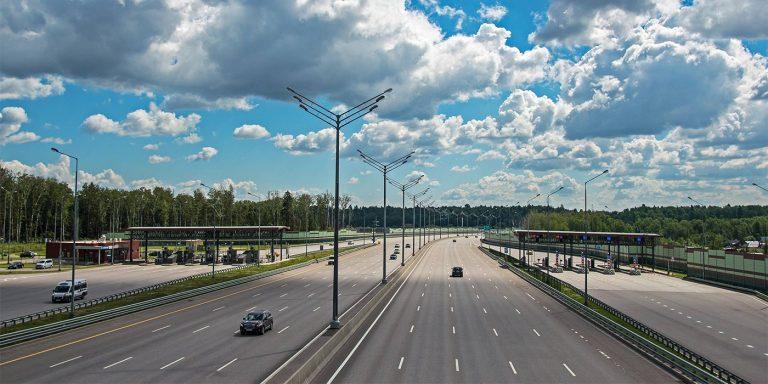 Названы самые безопасные платные трассы в России