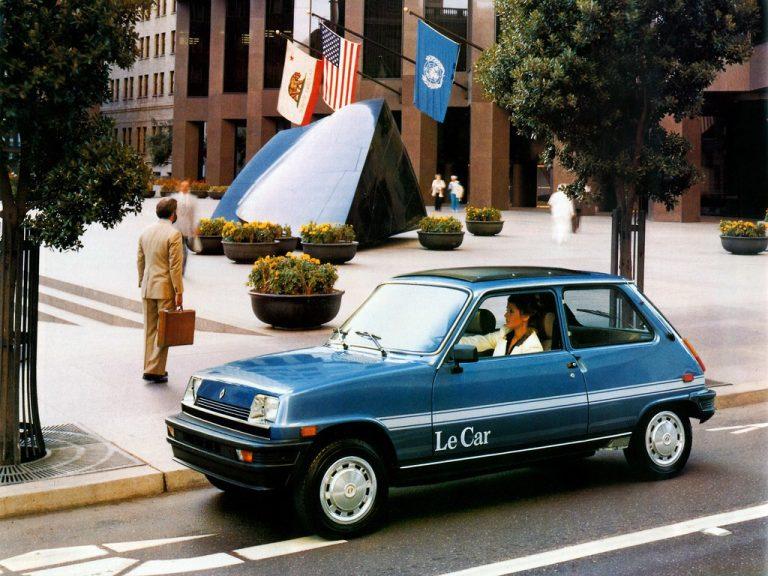 Не моцареллой единой: Трамп уверен, что Renault всё ещё поставляет машины в США