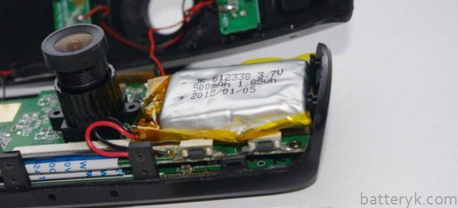 Как заменить аккумулятор в видеорегистраторе Mio?